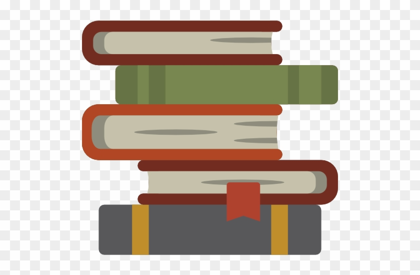 Related Categories - Stack Of Books Icon #278138