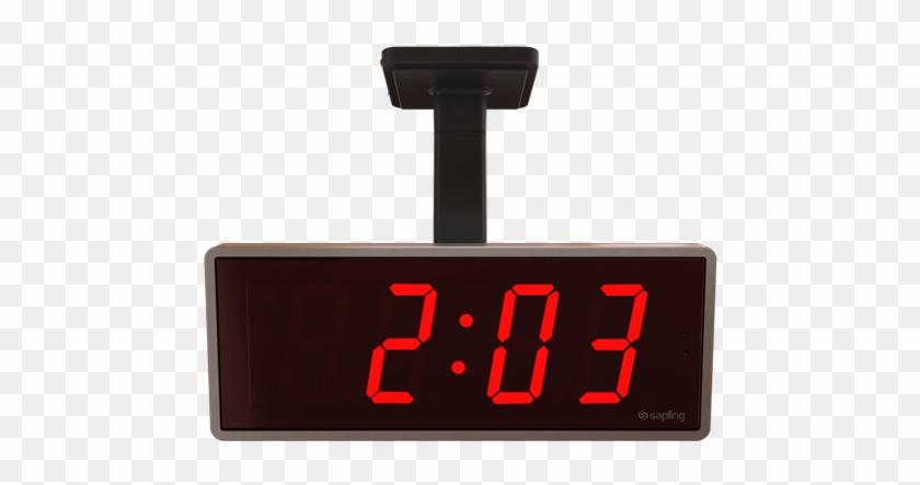 Digital Clock Png Clipart - Sbp 31s 404 0r #279451