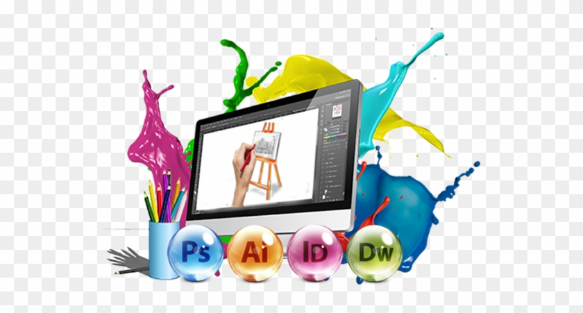 Small Business Online Marketing - Coral Draw Photoshop Illustrator #279515