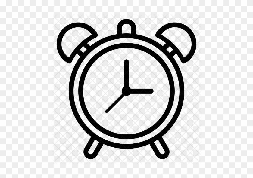 Alarm Icon - Alarm Clock Ringing Icon #279780