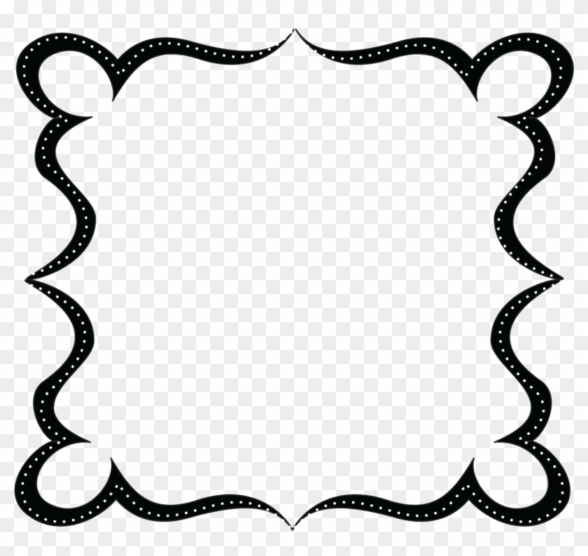 Free Word Art Png - Fancy Border - Free Transparent PNG Clipart ...