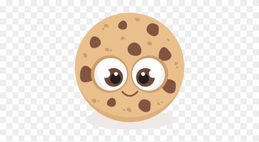 Cookie Clipart Cartoon Cookie House Cookies Free Clip - Chocolate Chip Cookies Cartoon #280129