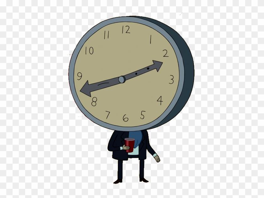Clock Face - Padre Tiempo Hora De Aventura #280364