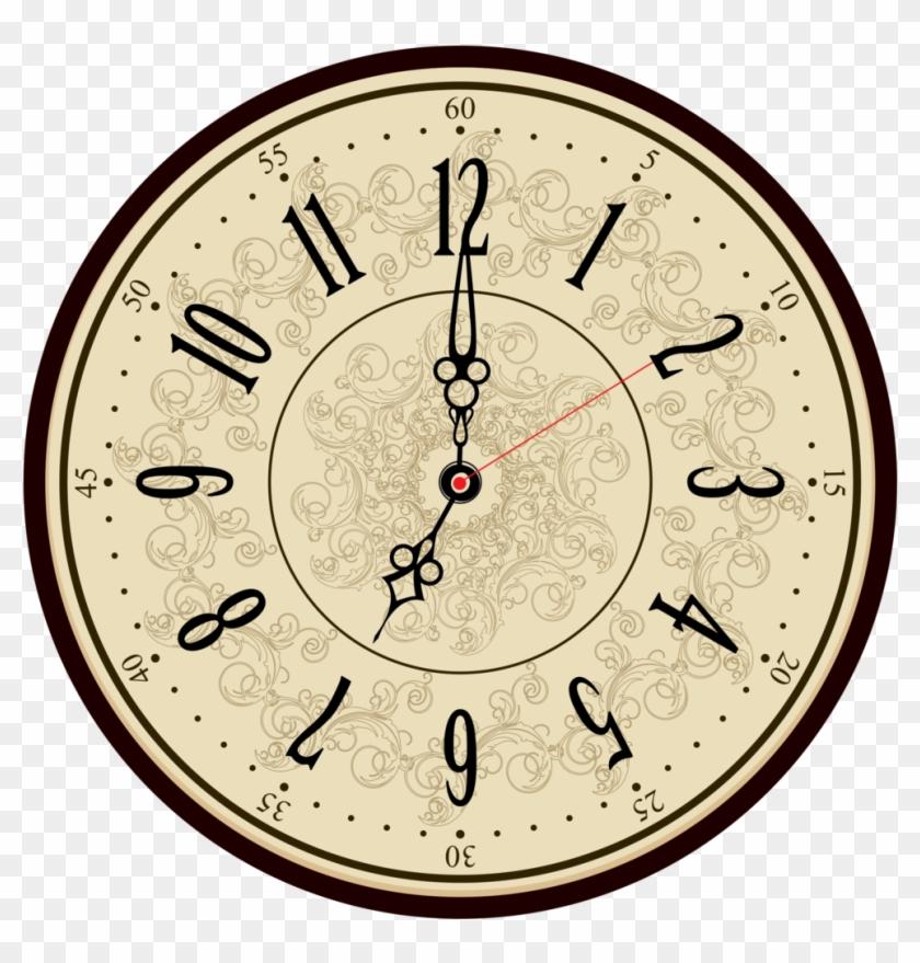 Clock Face Clip Art Clock Face Clip Art Free Transparent Png Clipart Images Download