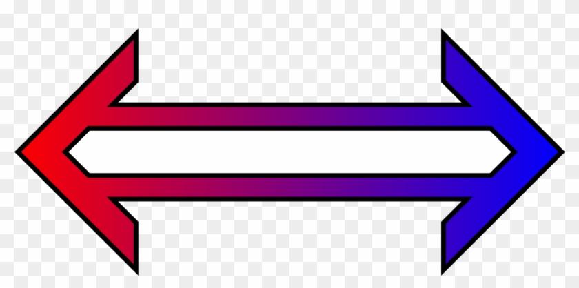 File - Animated Gif Double Arrow #280771