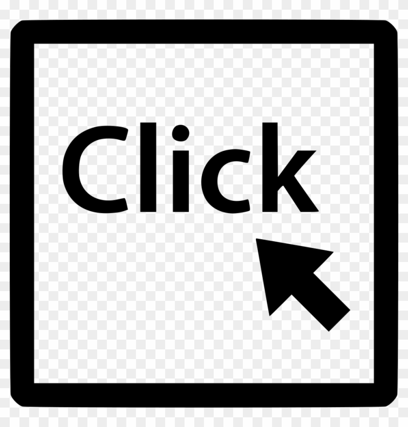 Arrow Click Mouse Track Point Pointer Online Comments - Email Marketing #281171