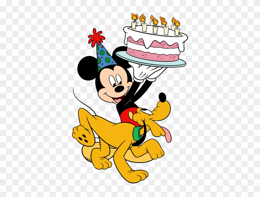 Mickey Mouse Mickey Mouse Birthday Clipart Free