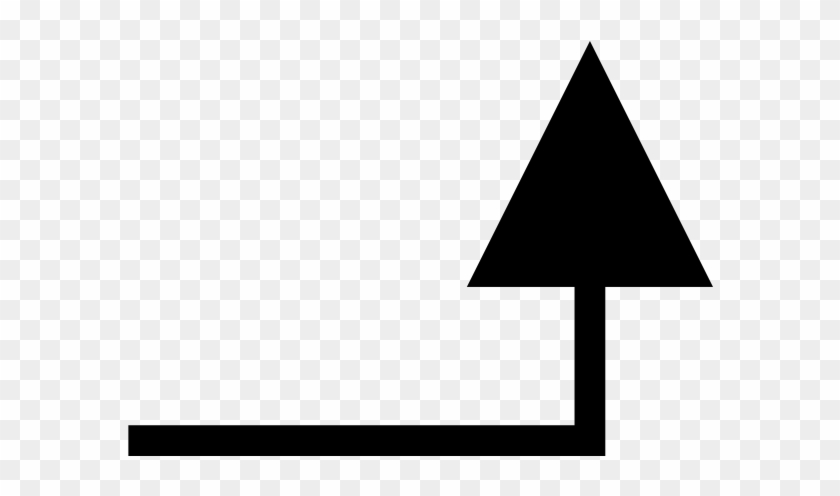 Arrow Sign Right Up #281260
