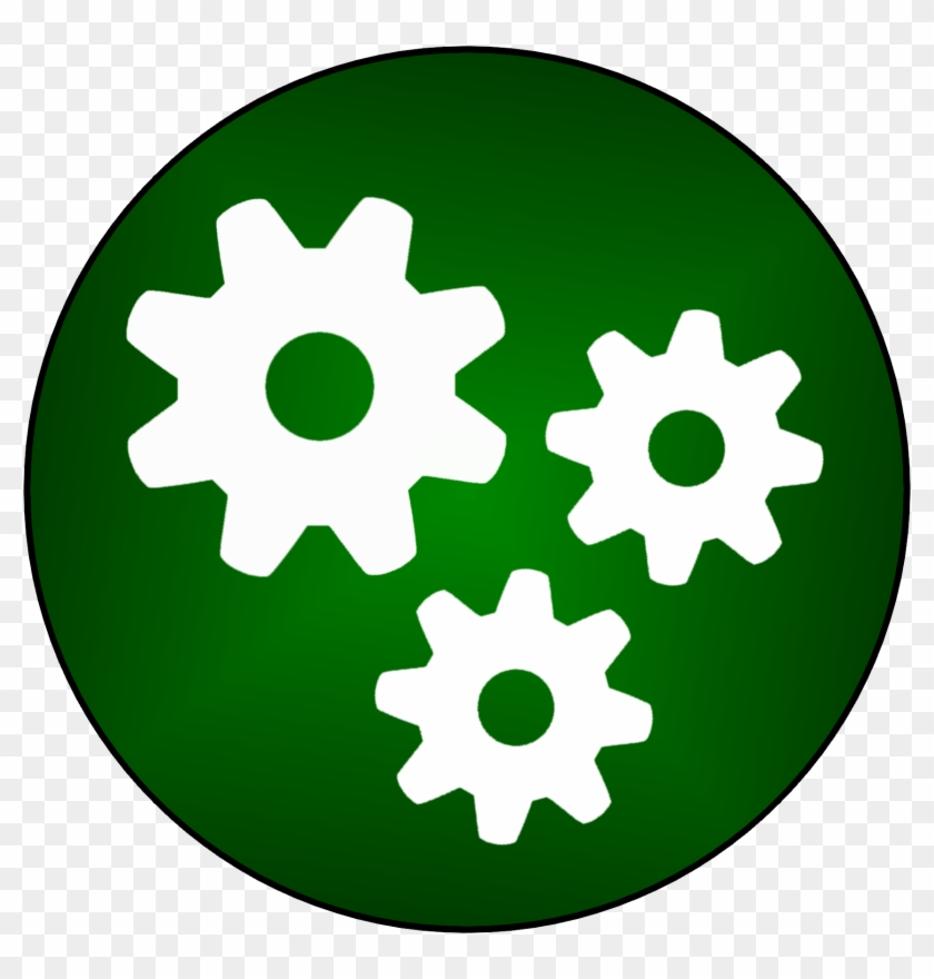 How To Set Use Play Green Button Arrow Svg Vector - Green Arrow Button Png #281601