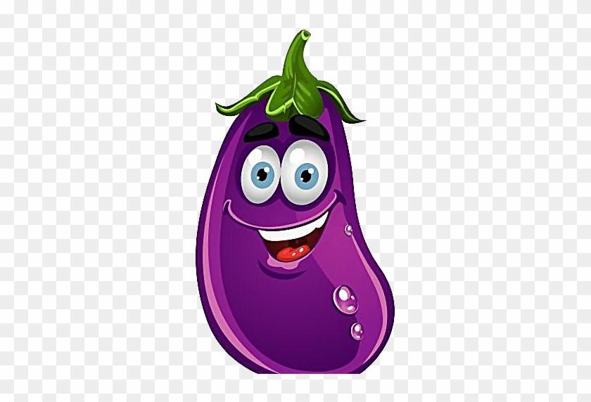Vegetable Cartoon Fruit Clip Art - Fruit And Vegetable Cartoons #281686