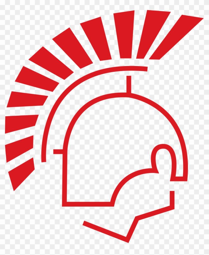 School Logo Clip Art Medium Size - Deerfield High School Logo #281778