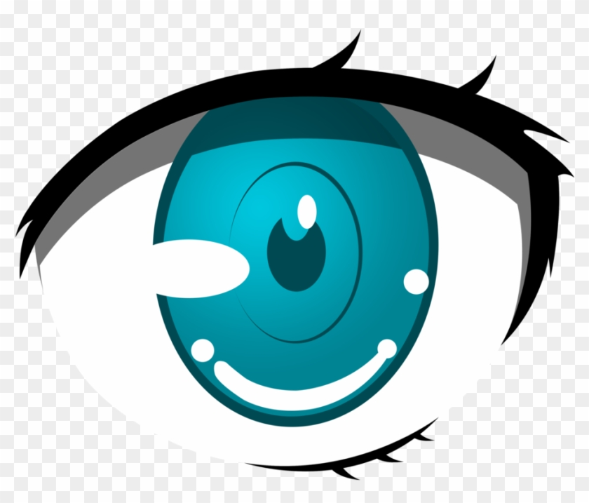 Realistic 3d Render Of Eye Stock Photo, Picture And - Anime Eye Png #282418