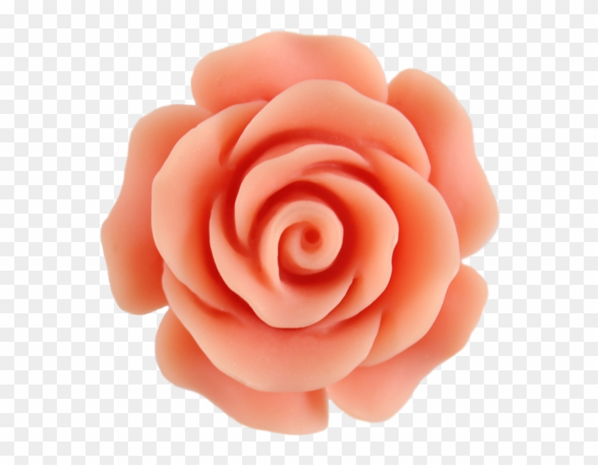 Flower Clip Art Peach