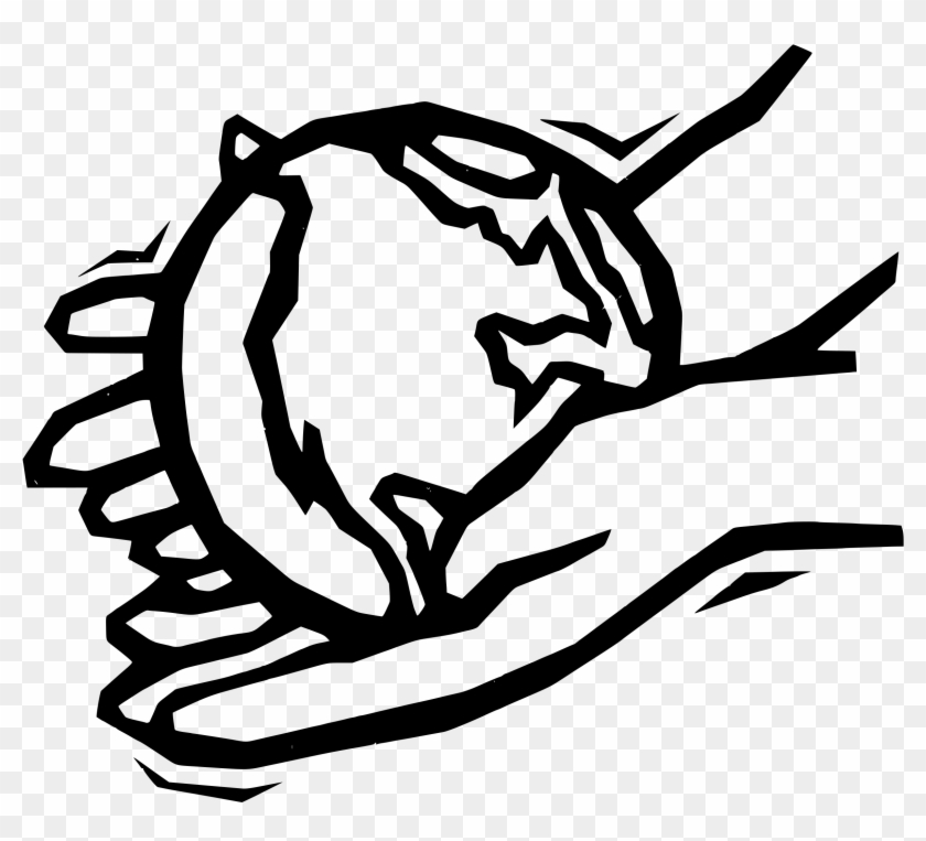 Earth Day And Reiki - Helping Hands Clip Art #283058