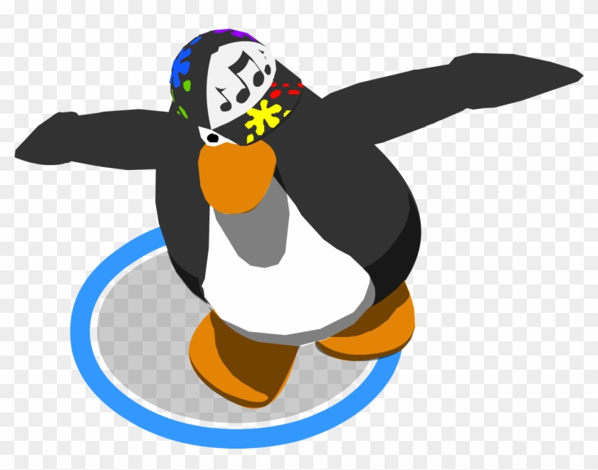 A 'classic' Reinstalment Of The Excessively Popular - Club Penguin Dance #283096