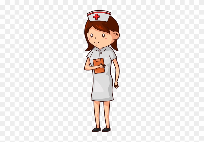 You Can Use This Cute Cartoon Nurse Clip Art On Your Funny Registered Nurse Gifts For College Nursing Students Free Transparent Png Clipart Images Download