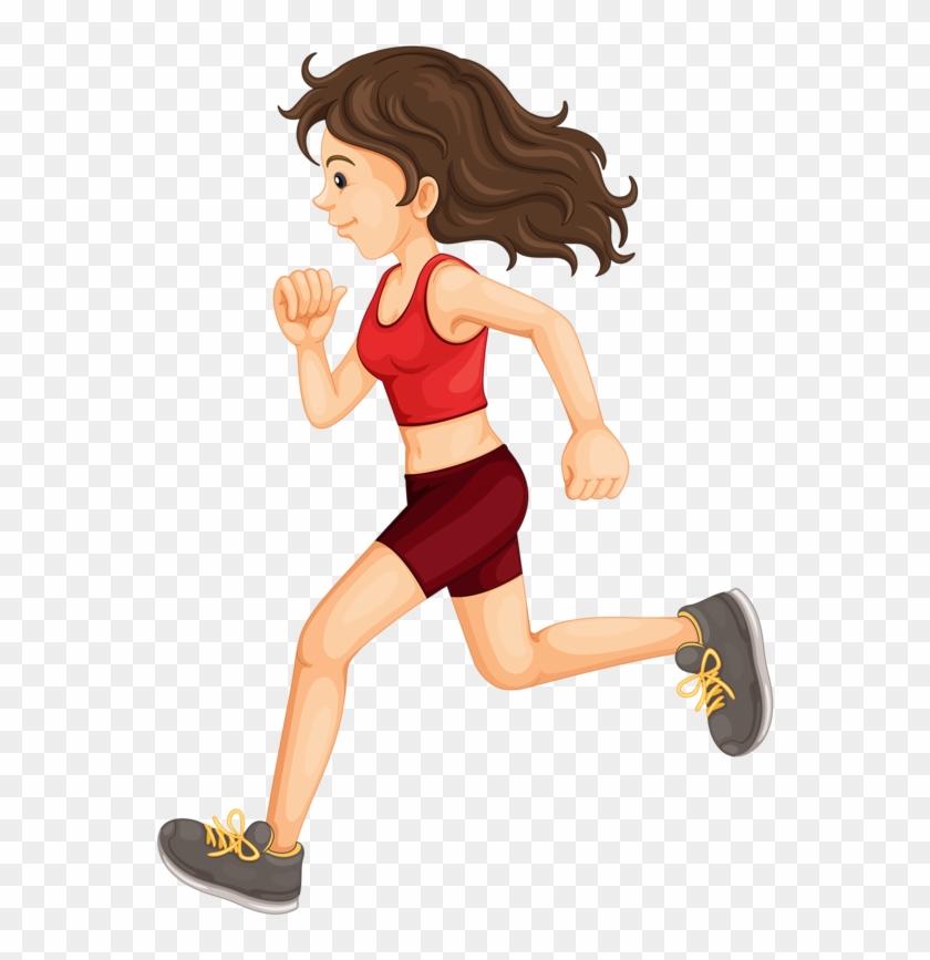 Яндекс - Фотки - Girl Exercising Clipart #283294
