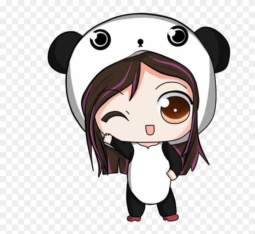 Panda Dibujo Tierno Kawaii Panda Free Transparent Png Clipart