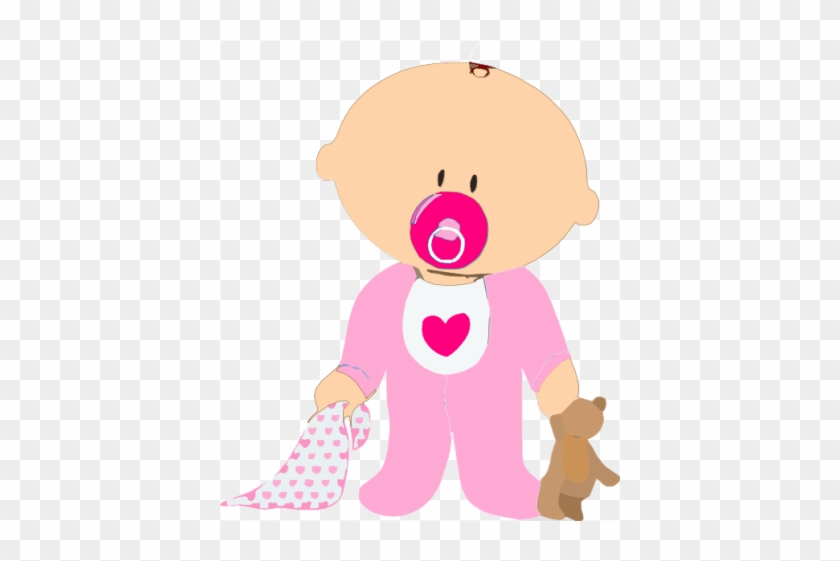 Baby Girl Png Png Images - Clipart Baby Girl #283573
