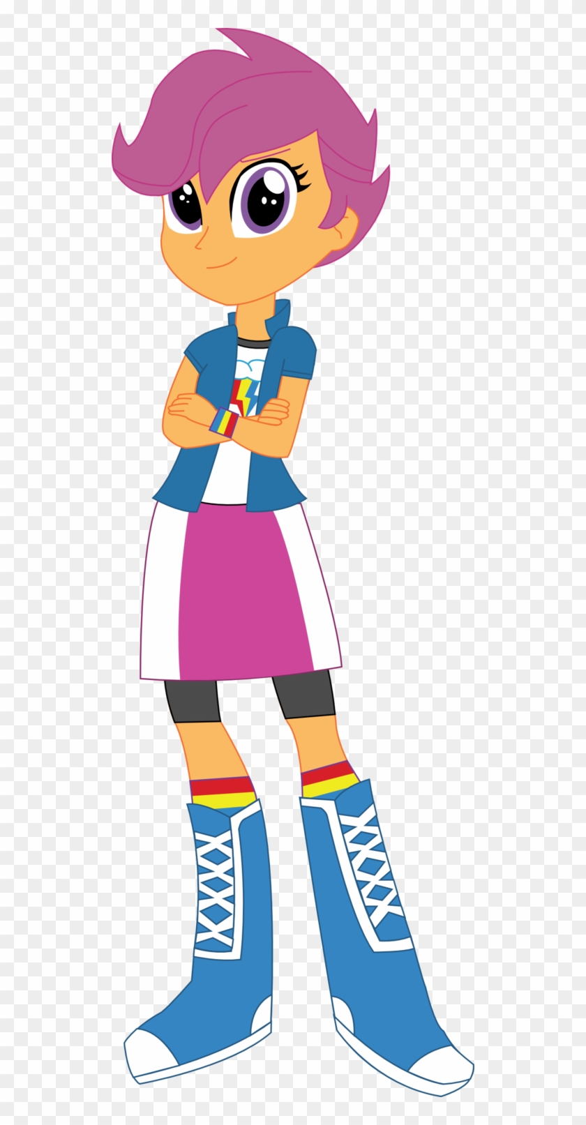 Equestria Girls Scootaloo By Sketchmcreations Rainbow Dash Equestria Girls Clothes Free Transparent Png Clipart Images Download The most common mlp scootaloo material is glass. rainbow dash equestria girls clothes