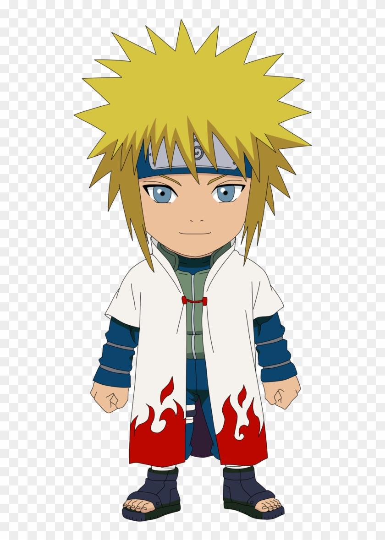 Naruto Clipart Chibi Minato Namikaze Chibi Free