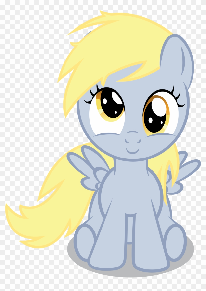 - Clydesdale My Little Pony Coloring Book Filly Derpy - My Little