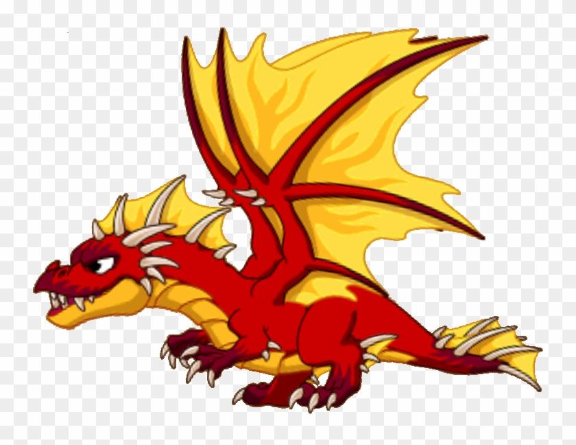 Fire Dragon Dragonvale Fire Dragon Level 20 Free Transparent Png