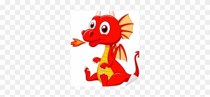 Cute Dragon Cartoon #284222