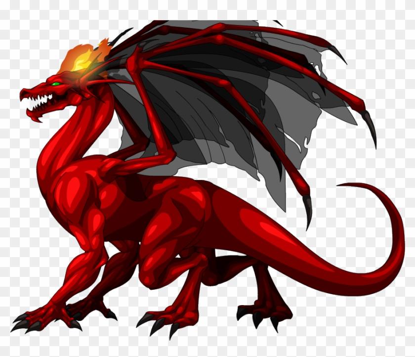 Fire Dragon - Adventure Quest Fire Dragon #284501