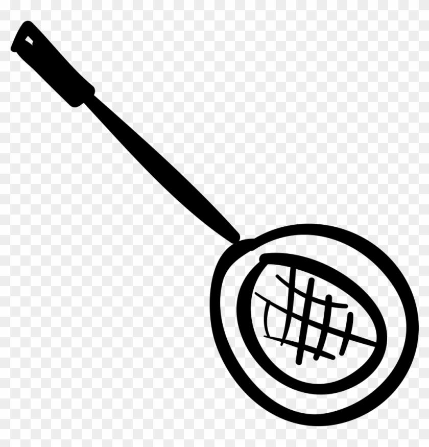 Strainer Hand Drawn Kitchen Tool Comments - Kitchen Utensil #284819