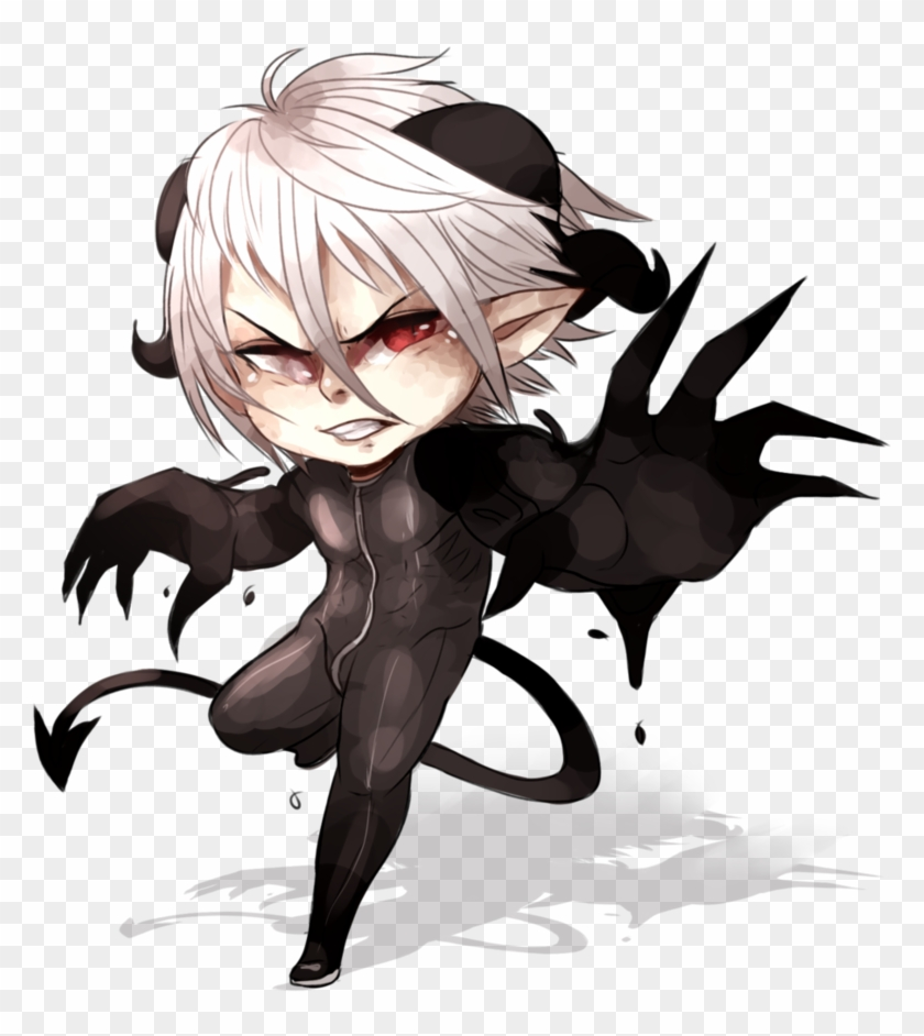Athren chibi by athrennn anime boy chibi demon 285105