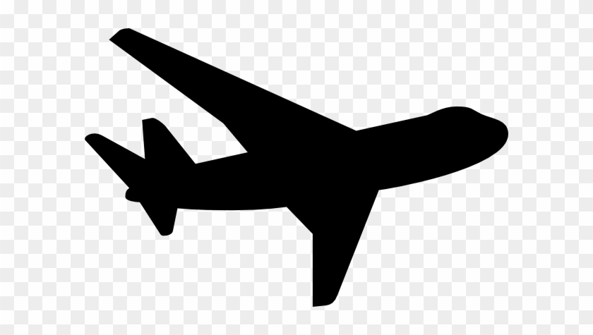 Clipart Of Airplane Symbols Clip Art At Clker Com Vector Plane