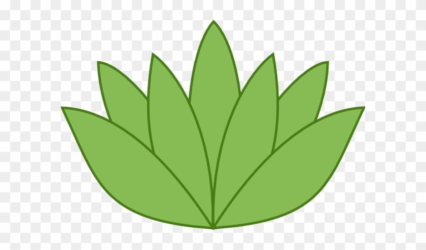 Green Lotus Clip Art At Clkercom Vector Clip Art Online Easy