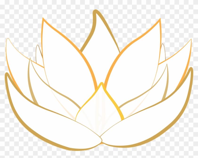 Lotus Flower Outline 24 Buy Clip Art Lotus Transparent Free