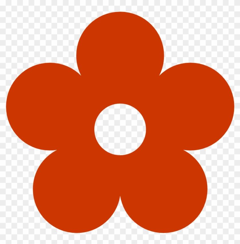 Clipart Info - Flower Clipart Color #285281