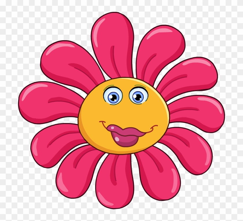 Emoji Clipart Flower Cartoon Free Transparent Png Clipart Images