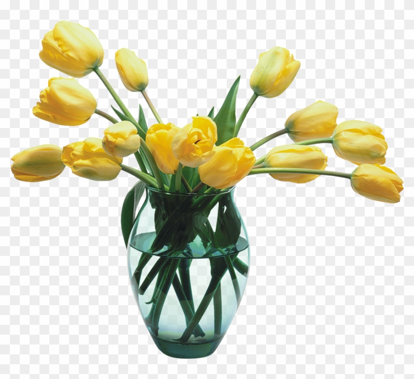 The Best Flower Ideas Vase With Flowers Yellow Elegant Happy