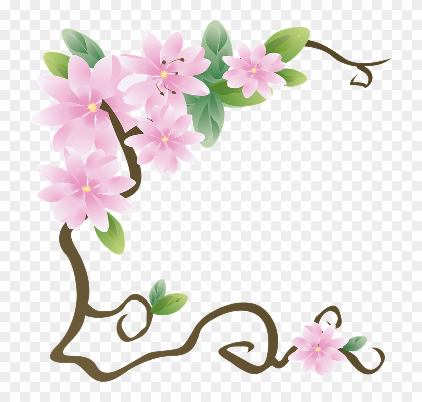 Azalea, Flowers, Spring, Bloom, Leaves - Thank You A So Much #286758