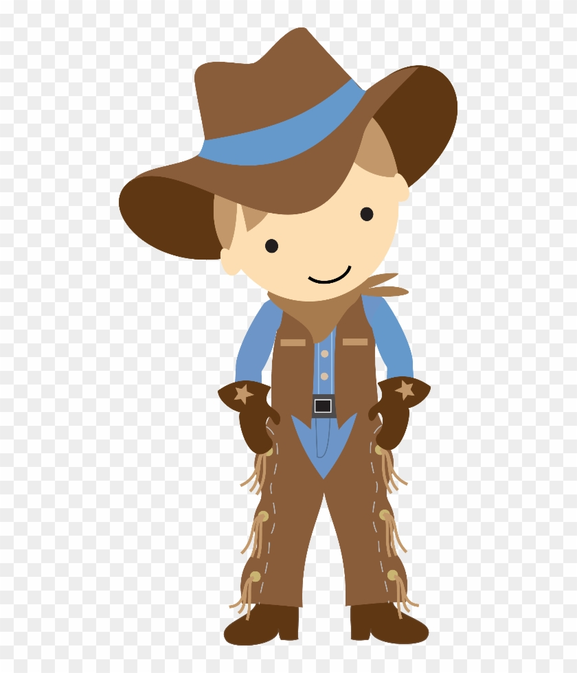 Cowboy E Cowgirl - Vaquero Dibujo #287360
