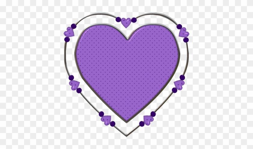 Explore Purple Hearts, Heart Attack And More - Purple Hearts Clipart #287407