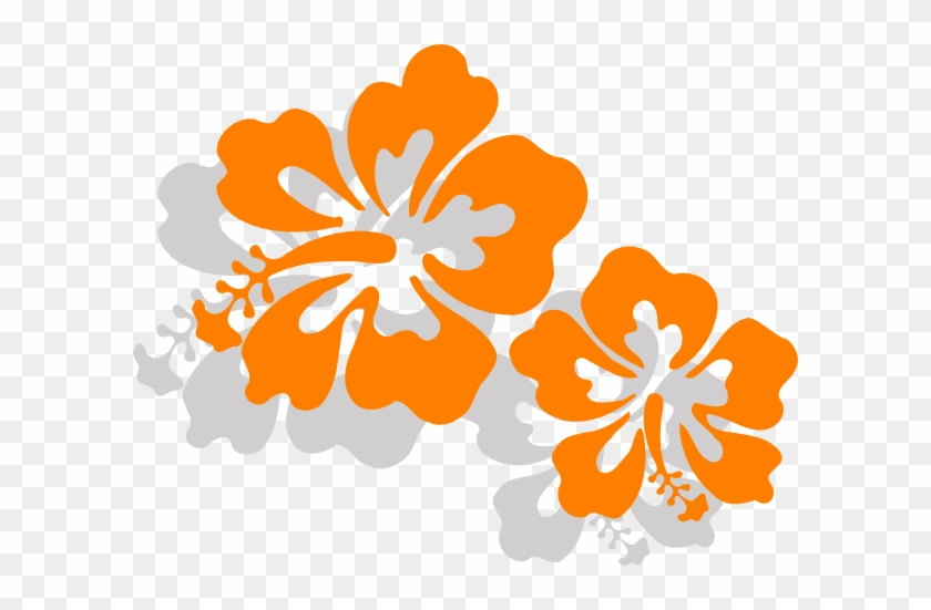 This Free Clip Arts Design Of Hibiscus Png - Hibiscus Flower Clip Art #287409