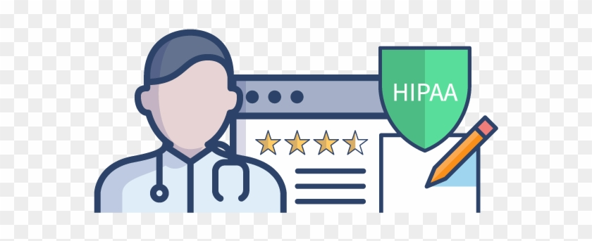 Learn More About Hipaa Compliance With Our Webinar, - Hippa Clipart #287434