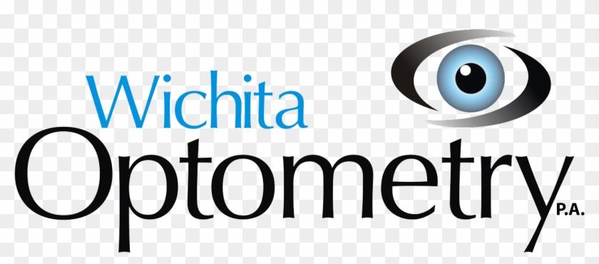 Round Eyeglass Logo - Wichita Optometry #287435