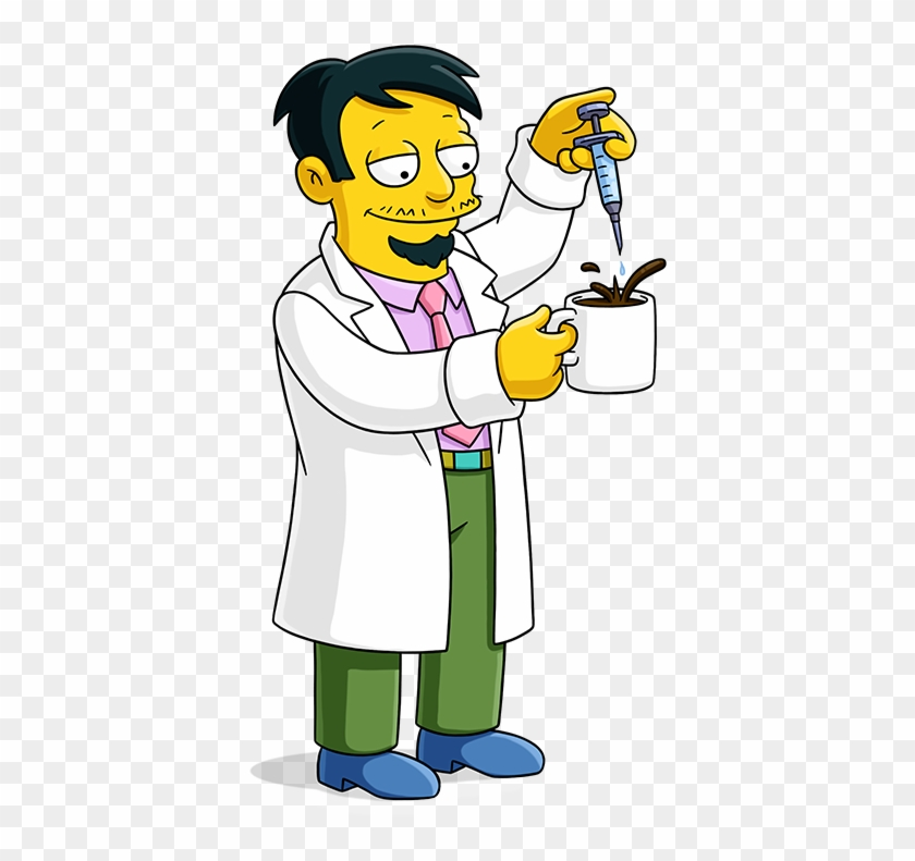Simpsons Dr Nick Riviera Brother #287437