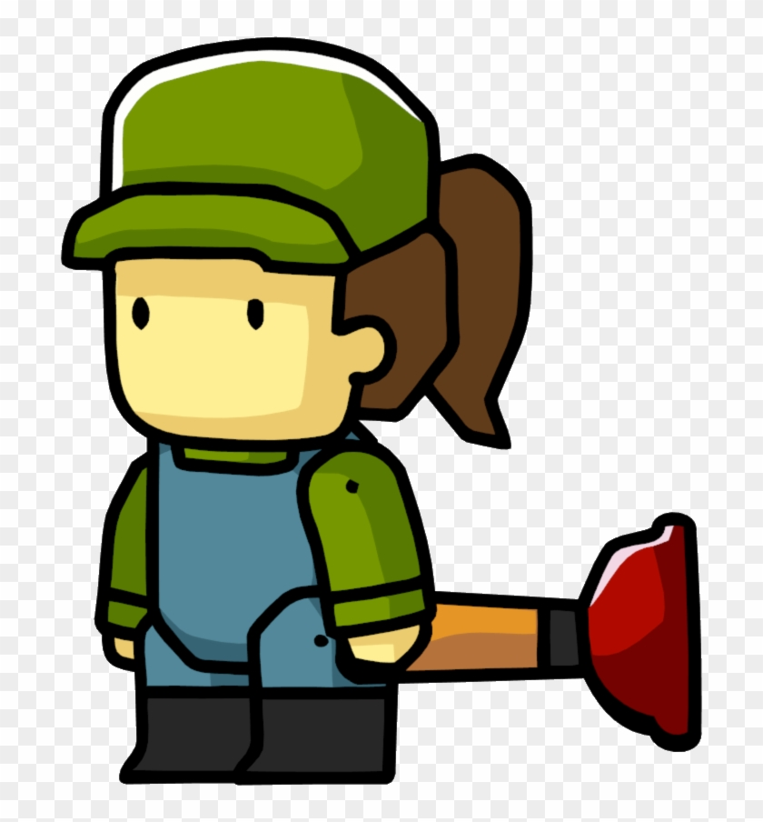 Free Pictures Of Medical Assistant, Download Free Clip - Luigi Scribblenauts #287442