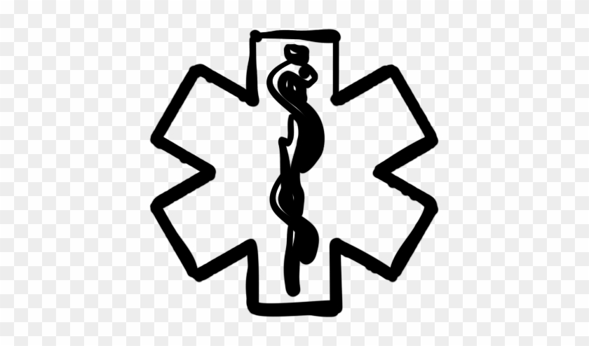 Medical - Star Of Life Snake #287509