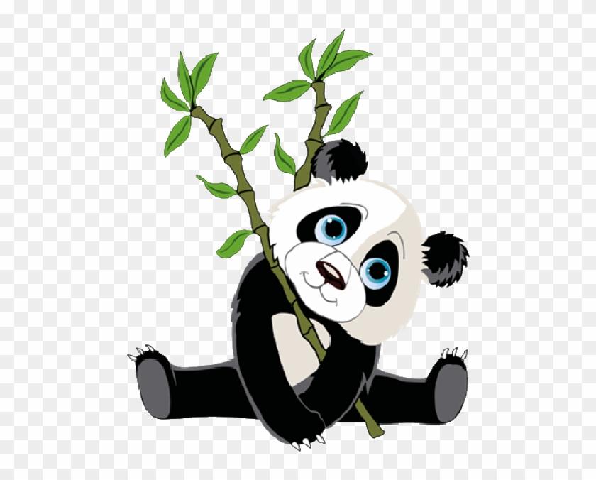 Panda Bears Cartoon Animal Images Free To Download - Panda Clipart Transparent #287512