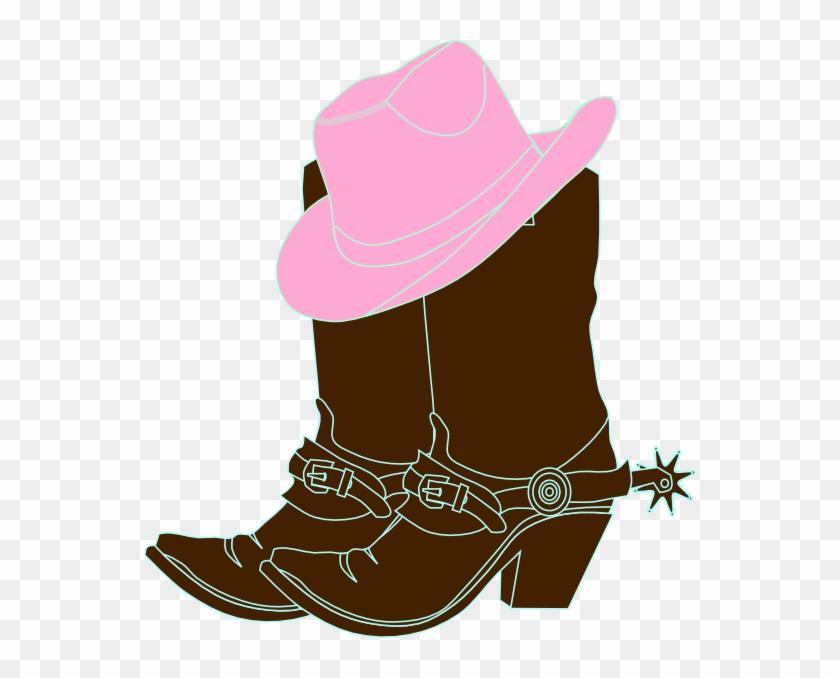 Cowgirl Clip Art #287513