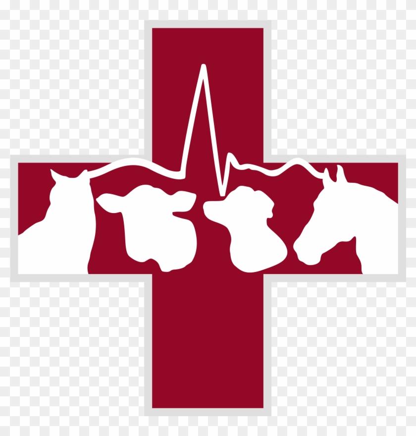 Veterinary Logo Clip Art - Large Animal Vet Logo #287526