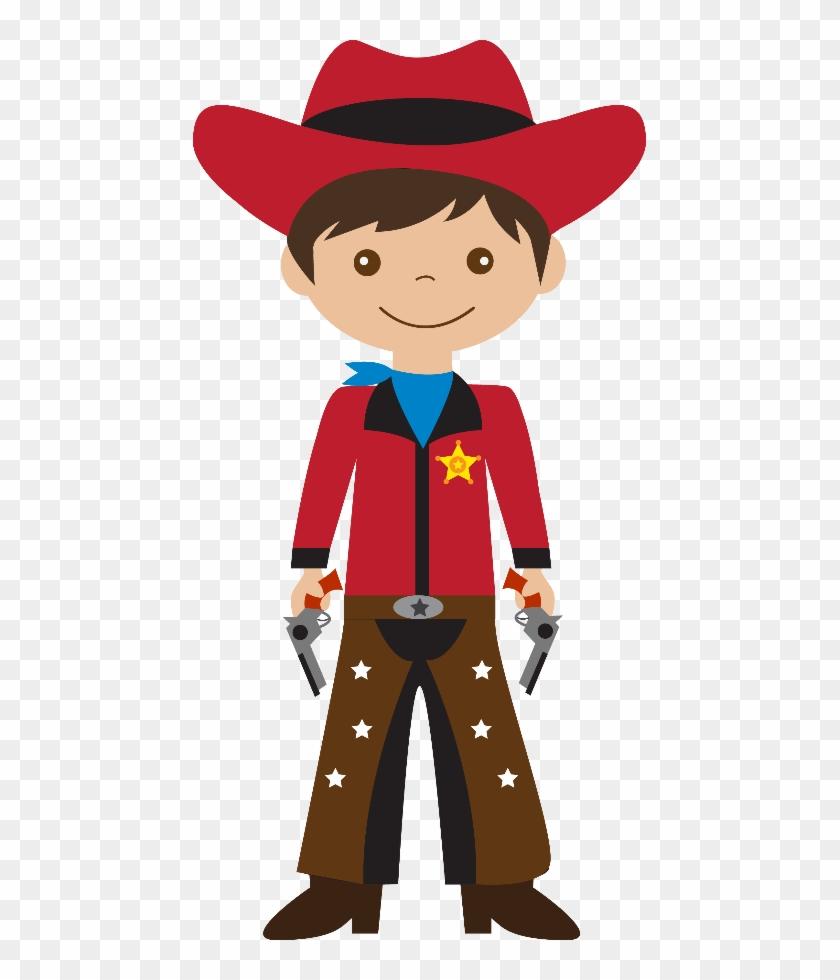 Cowboy E Cowgirl - Cowboy Dibujo #287536